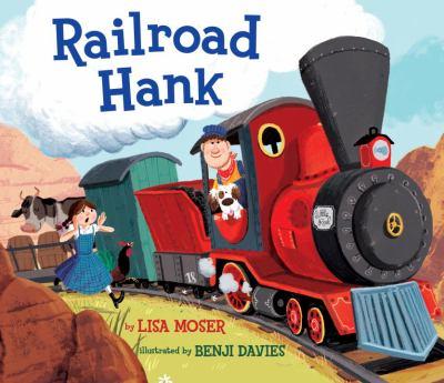 Railroad Hank image cover