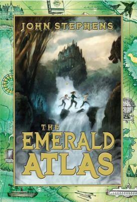 The Emerald Atlas image cover