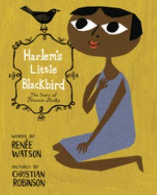 Harlem's Little Blackbird image cover