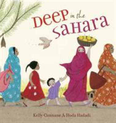 Deep in the Sahara image cover