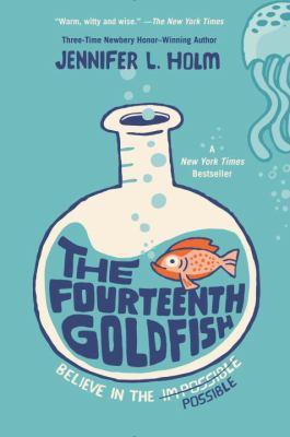 The fourteenth goldfish image cover
