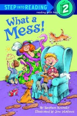 What a mess! image cover