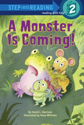 A monster is coming! image cover