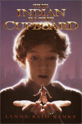 The Indian in the cupboard image cover
