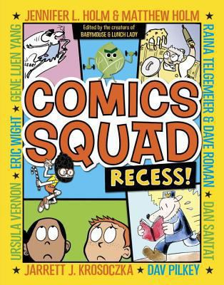 Comics Squad : Recess!  image cover