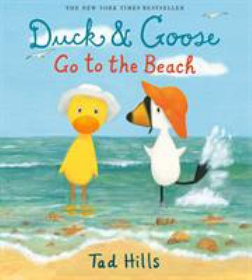 Duck & Goose Go to the Beach  cover