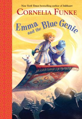 Emma and the Blue Genie image cover