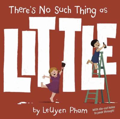 There's no such thing as little image cover