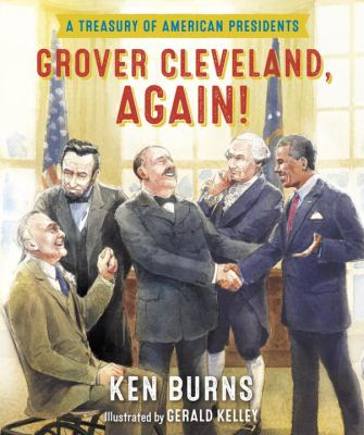 Grover Cleveland, again! : a treasury of American presidents image cover