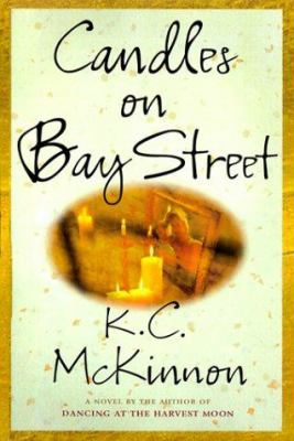 Candles on Bay Street image cover