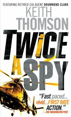 Twice a Spy image cover