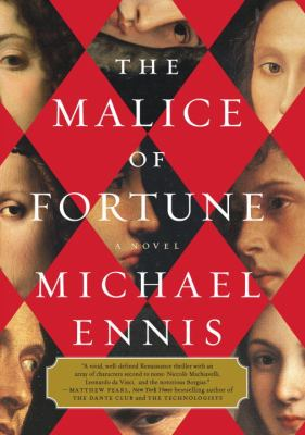The Malice of Fortune image cover
