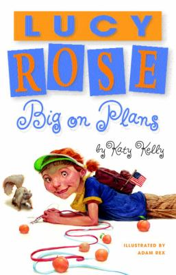 Lucy Rose : big on plans image cover