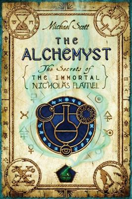 The Alchemyst image cover