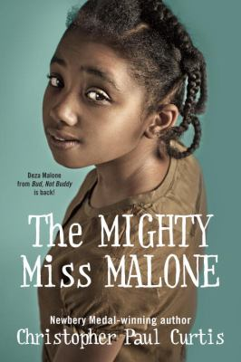The Mighty Miss Malone image cover