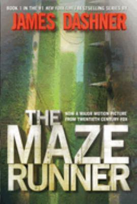 The Maze Runner  image cover