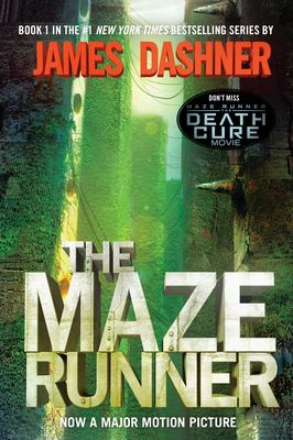 The Maze Runner image cover