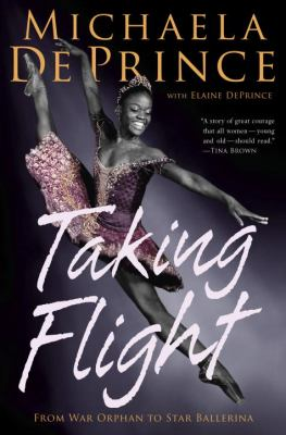 Taking Flight: From War Orphan to Star Ballerina image cover