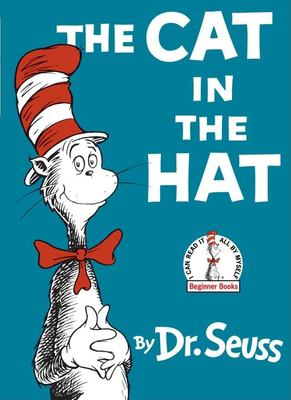 The cat in the hat image cover