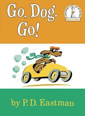 Go, dog, go! image cover