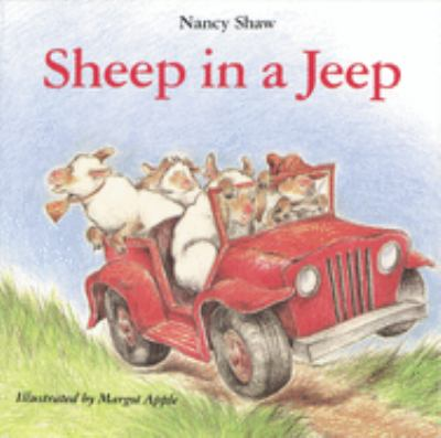 Sheep in a jeep image cover