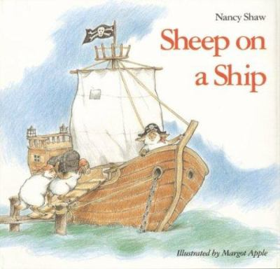 Sheep on a Ship  image cover