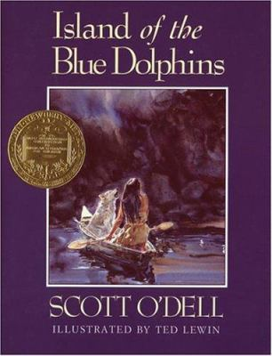 Island of the Blue Dolphins  image cover