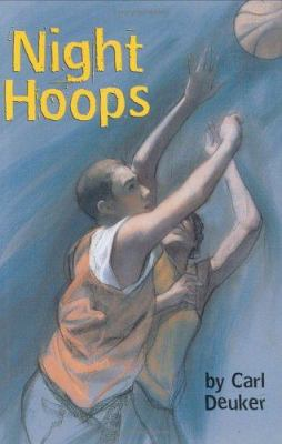 Night Hoops  image cover