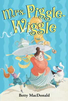 Mrs. Piggle-Wiggle image cover