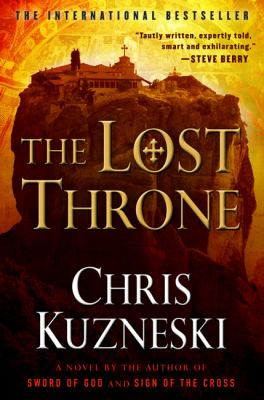 The Lost Throne  image cover