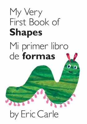My Very First Book of Shapes = Mi primer libro de figuras image cover