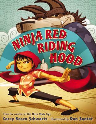 Ninja Red Riding Hood  image cover