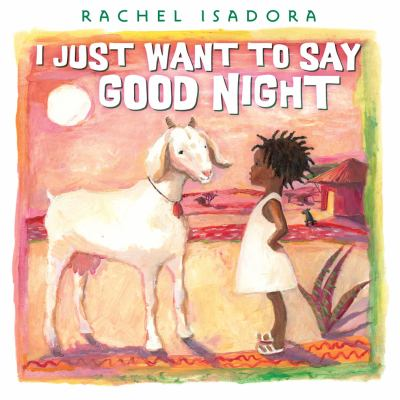 I Just Want to Say Good Night  image cover