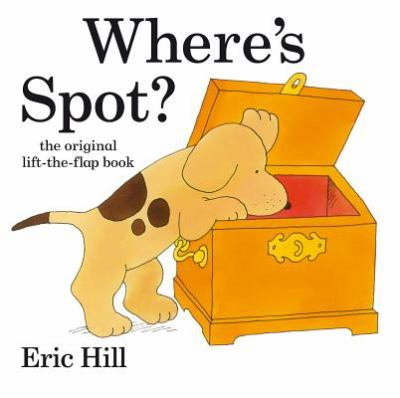 Where's Spot? image cover
