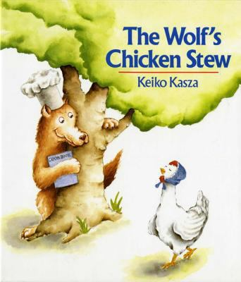 The wolf's chicken stew image cover