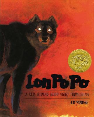 Lon Po Po: A Red-Riding Hood Story from China image cover