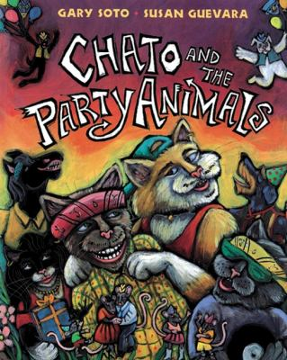 Chato and The Party Animals image cover