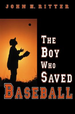The boy who saved baseball image cover