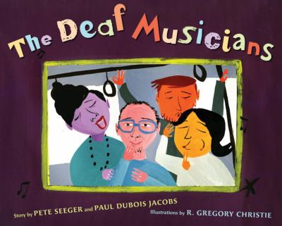 The Deaf Musicians image cover