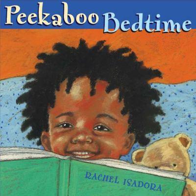 Peekaboo Bedtime image cover
