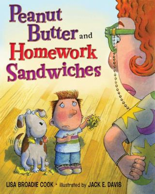 Peanut Butter and Homework Sandwiches image cover