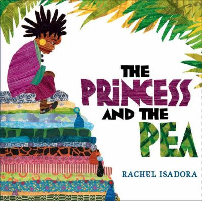 The Princess and the Pea image cover
