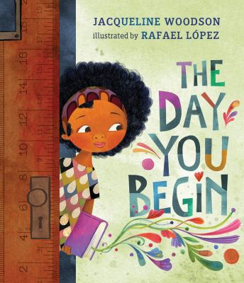 The Day You Begin image cover
