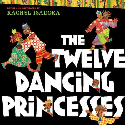 The Twelve Dancing Princesses image cover