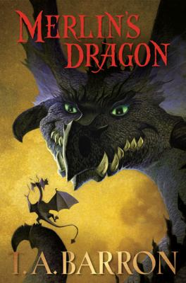 Merlin's Dragon  image cover