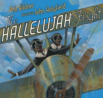 The Hallelujah Flight image cover