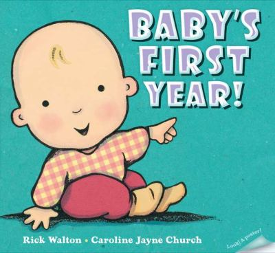 Baby's First Year! image cover