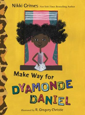 Make Way for Dyamonde Daniel image cover