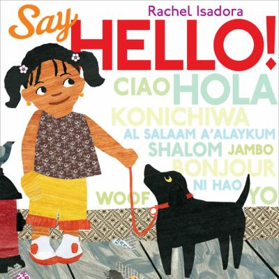 Say Hello!  image cover