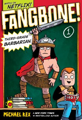 Fangbone! Third-Grade Barbarian image cover